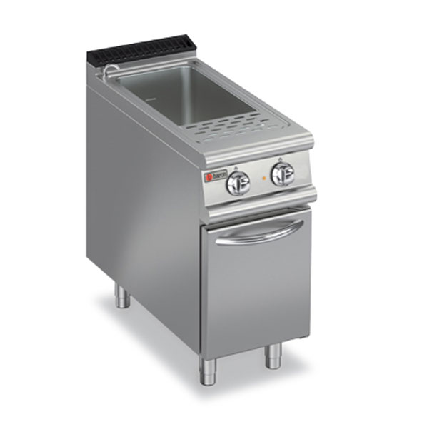 Baron pasta cooker single well electric 7cp e400