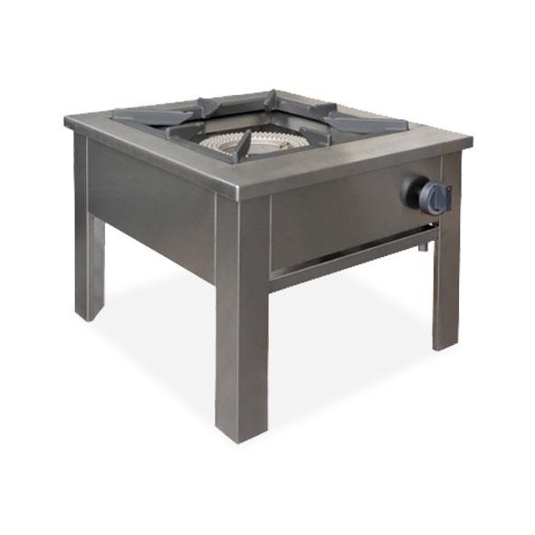 Baron stock pot burner large gas fogv50