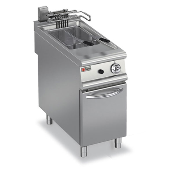 Baron deep fryer single pan electric 90fri e420