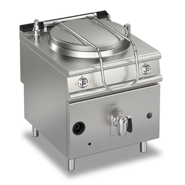 Baron stock pot indirect heat gas 90pf gi150