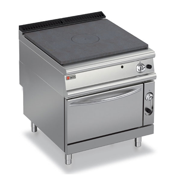 Baron target top gas oven full module 90tpf g800