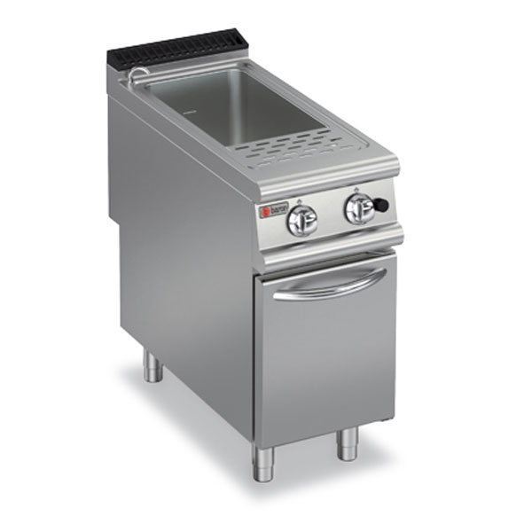 Baron pasta cooker single well gas 9cp g400