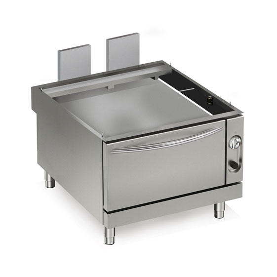 Baron oven static gas 9fo g800