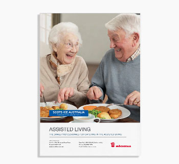 Eloma Sector Focus Brochure: Assisted Living
