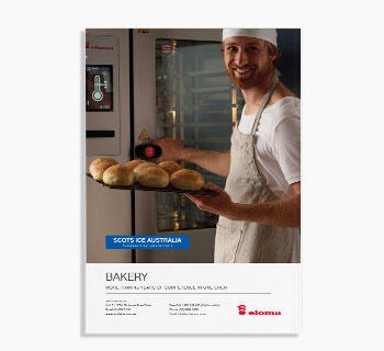 Eloma Sector Focus Brochure: Bakery