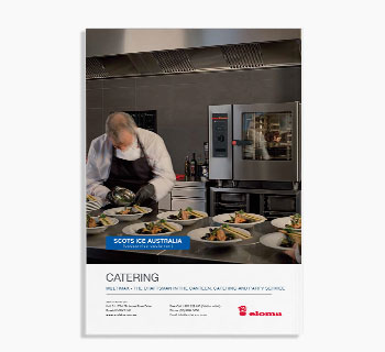 Eloma Sector Focus Brochure: Catering