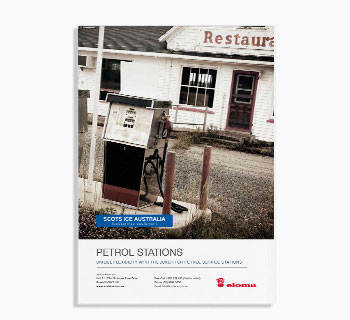 Eloma Sector Focus Brochure: Petrol Stations