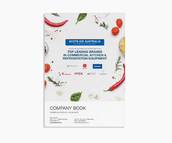 Scots Ice Australia Foodservice Equipment Company Booklet
