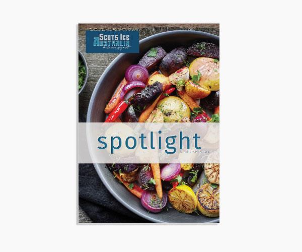 Spotlight Magazine Winter Spring edition 2017