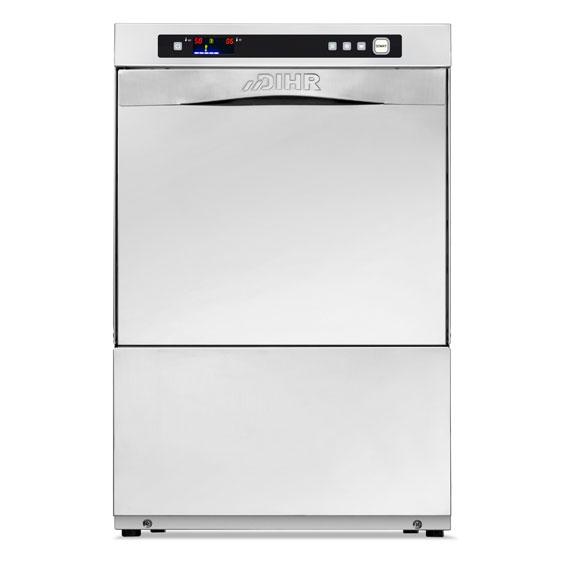Dihr dihr glass washer under counter 400x400 basket gs40t