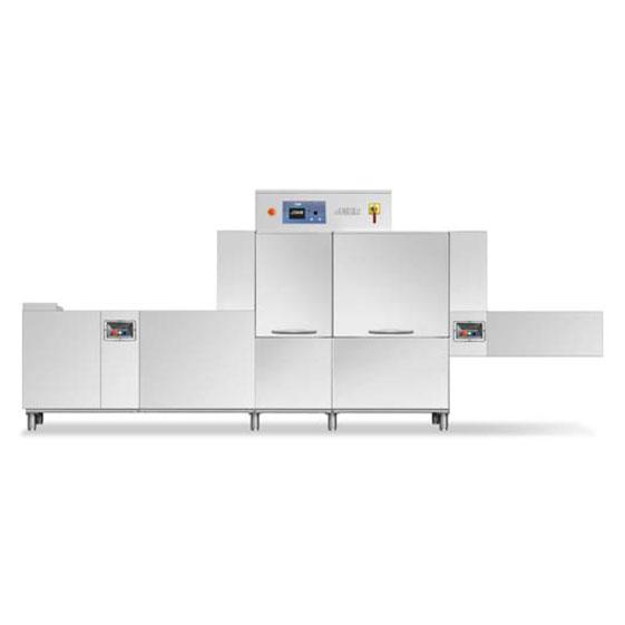 Dihr flight conveyor dishwashers qx series