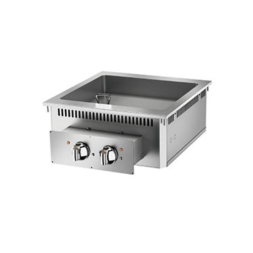 Baron baron 21l drop in multi cooking electric bratt pan di7brf600
