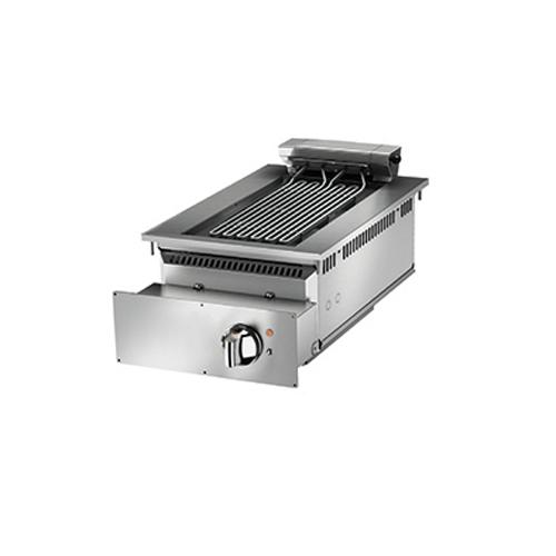 Baron baron 1 burner drop in electric direct grill di7cwe400