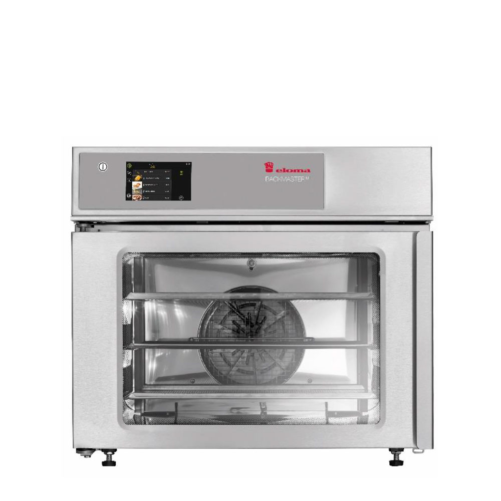 Eloma eloma backmaster compact eb30 electric baking oven active dehumidification lh door el3013002 2a