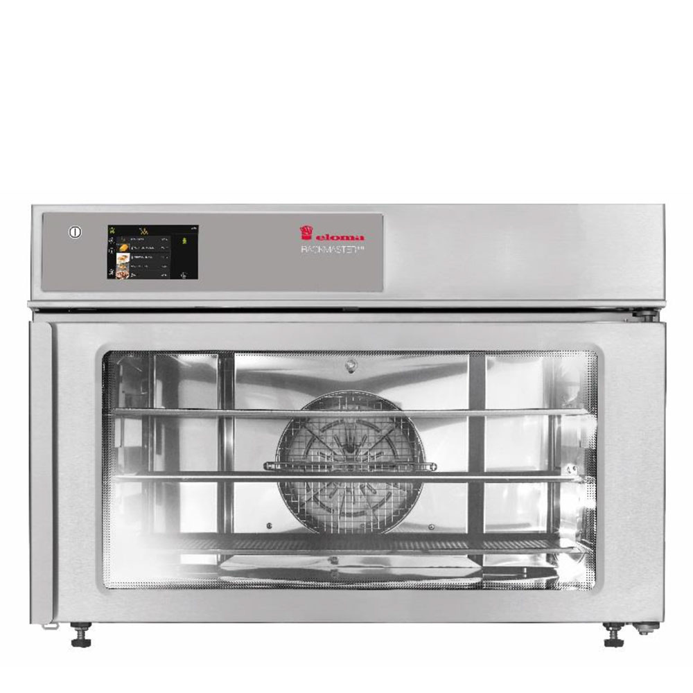 Eloma eloma backmaster compact eb30xl electric baking oven active dehumidification rh door el3613001 2a