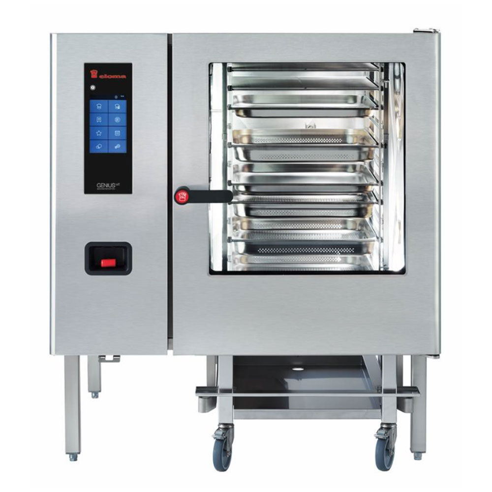 Eloma eloma geniusmt 12 21 electric combi oven rh door el1213009 2x
