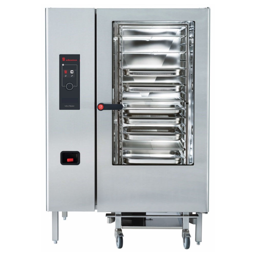 Eloma eloma multimax 20 21 electric combi oven rh door el2203003 2x