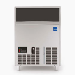 Icematic F Series: F160C-A, 160kg production of self contained ice flaker machine