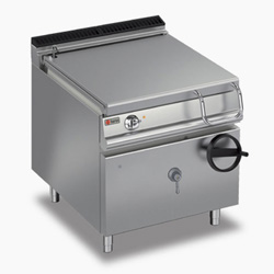 Baron 700 Series Electric Bratt Pan