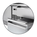 Baron Commercial Dream Kitchen | Drawer options