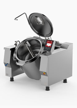 Firex Tilting kettles for large catering and restaurant services