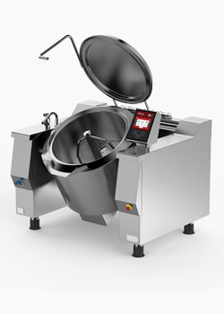 Firex The best in tilting braising pans