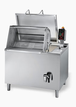 Firex Pasta machines for large-scale catering