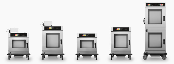 Moduline Cook&Hold Series: cook and hold ovens, smoker ovens, low temperature cooking
