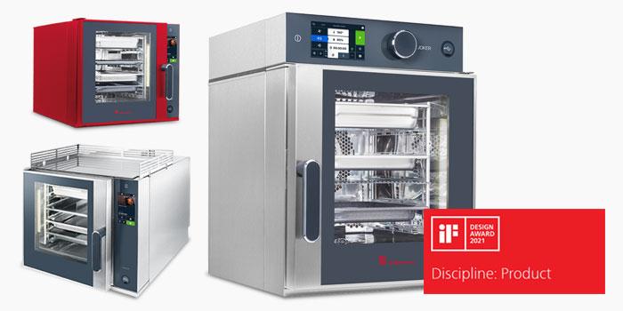 Eloma Joker compact ovens | iF Design Award Winner 2021