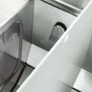 Firex Dreener Vegetable Washer Features: Modular Washing Basin
