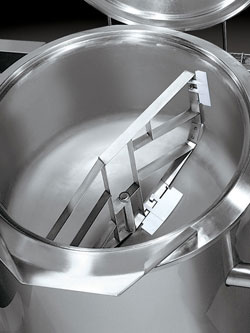 The best in tilting braising pans