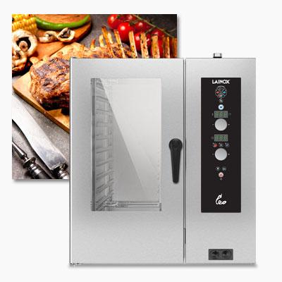 Lainox LEO Series combi oven steamers