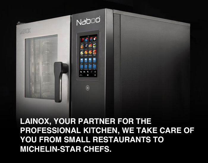 Lainox your partner for the professional kitchen