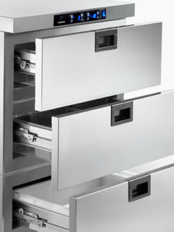 Moduline Cold Series: Cold Holding Equipment to Preserve any Raw or Cooked Food