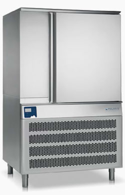 Polaris PBF Series Features Self Contained Blast Chiller Freezers
