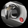 Baron Queen Kitchen Features   IPX5 Ergonomic Knobs