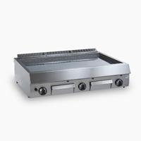Baron Royal Line Gas fry-top SDFT12G