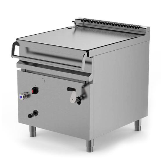 Firex firex easybratt manual tilting bratt pans direct gas heating br 1g