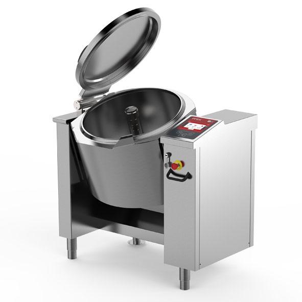 Firex tilting bratt pan direct electric cbte070