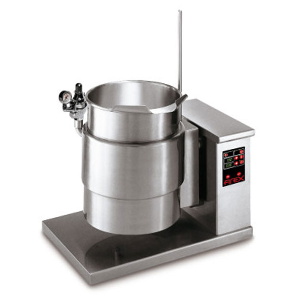 Firex tilting kettle electric small cpe25