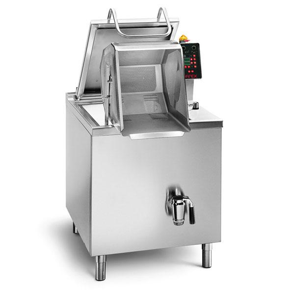 Firex firex multicooker single pan automatic pasta cooker direct gas heating cpm dg 1