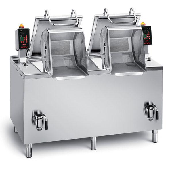 Firex multicooker double pan direct steam cpmiv2