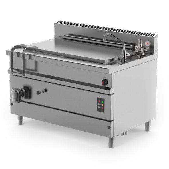 Firex firex easypan fixed gastronorm pans indirect gas heating pm9 ig