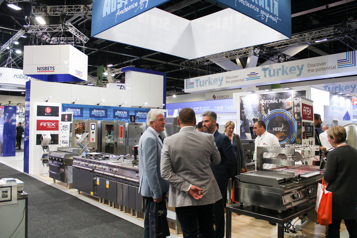Fine Food Australia 2019 Scots Ice Australia Foodservice Equipment Baron