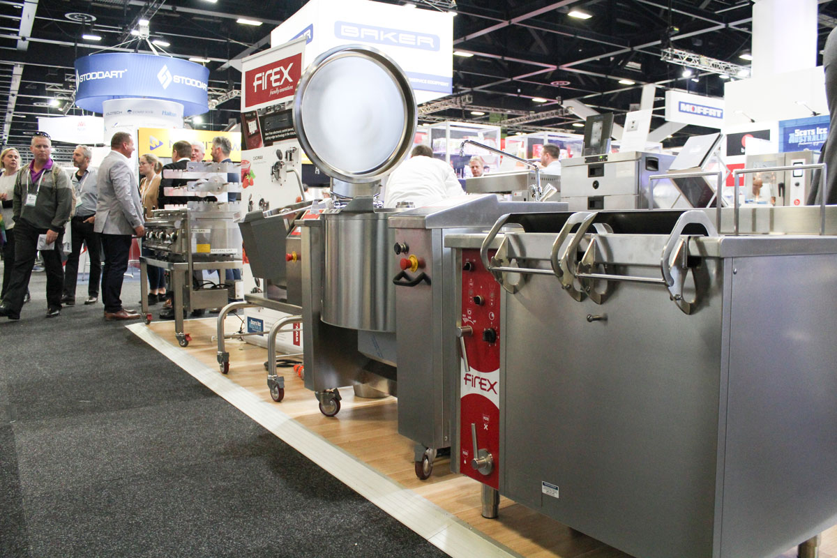 Fine Food Australia 2019 Scots Ice Australia Foodservice Equipment Firex