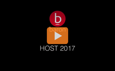 Baron at Host Milan 2017