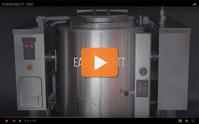 easybaskett series boiling cooking machines