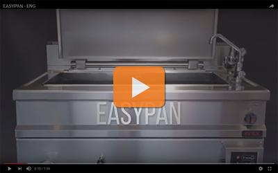easypan series modular industrial pans