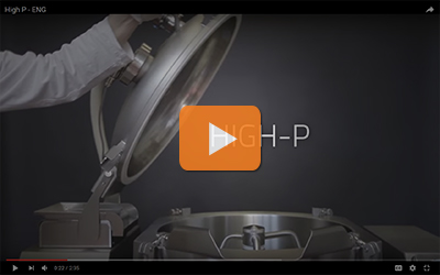 high p series vacuum cookers