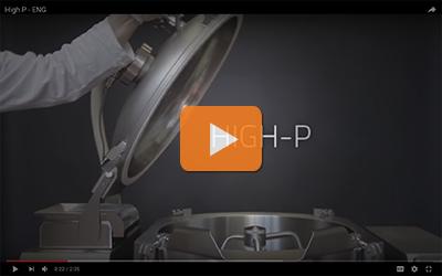high p series vacuum cookers